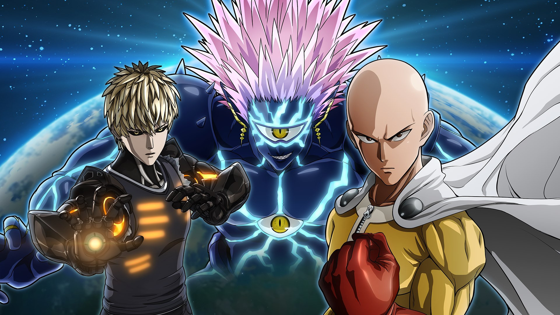 One Punch Man: A Hero Nobody Knows poster