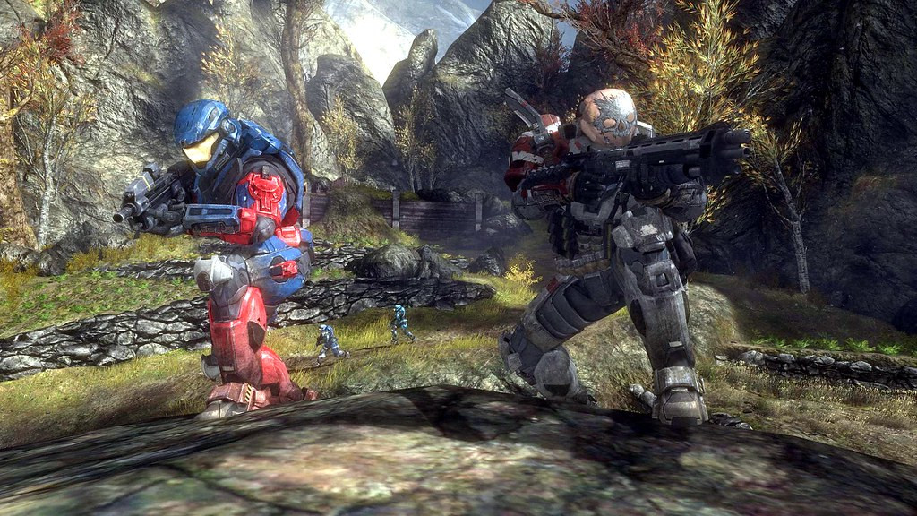 Halo: Reach gameplay